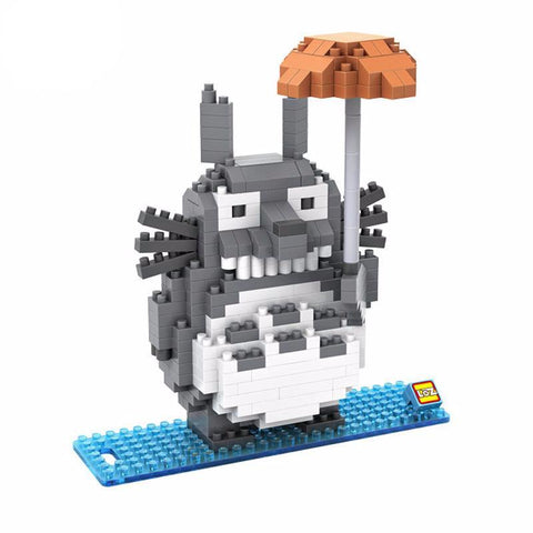 My Neighbor Totoro Building Blocks Figure - ghibli.store