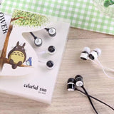 My Neighbor Totoro Couple Earphone - ghibli.store