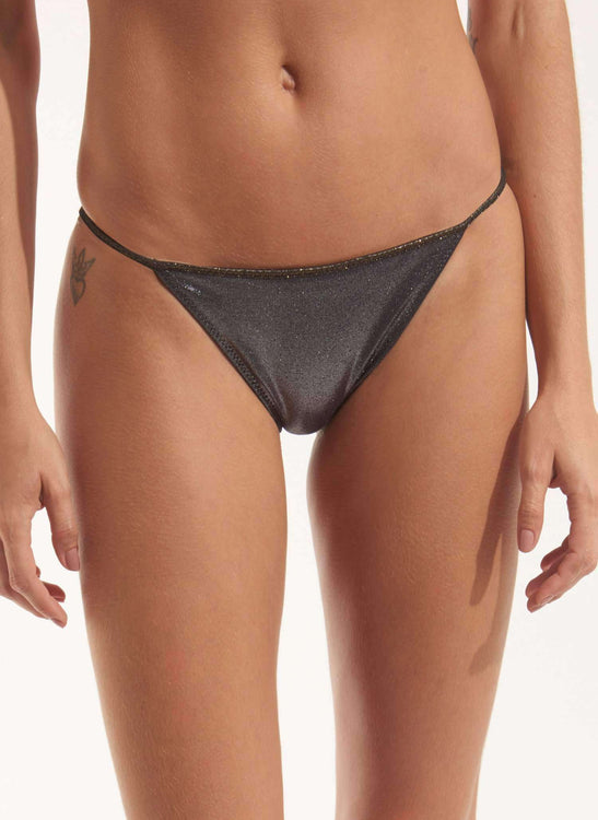 BELA BOTTOM - TWO TONE METALLIC - BR