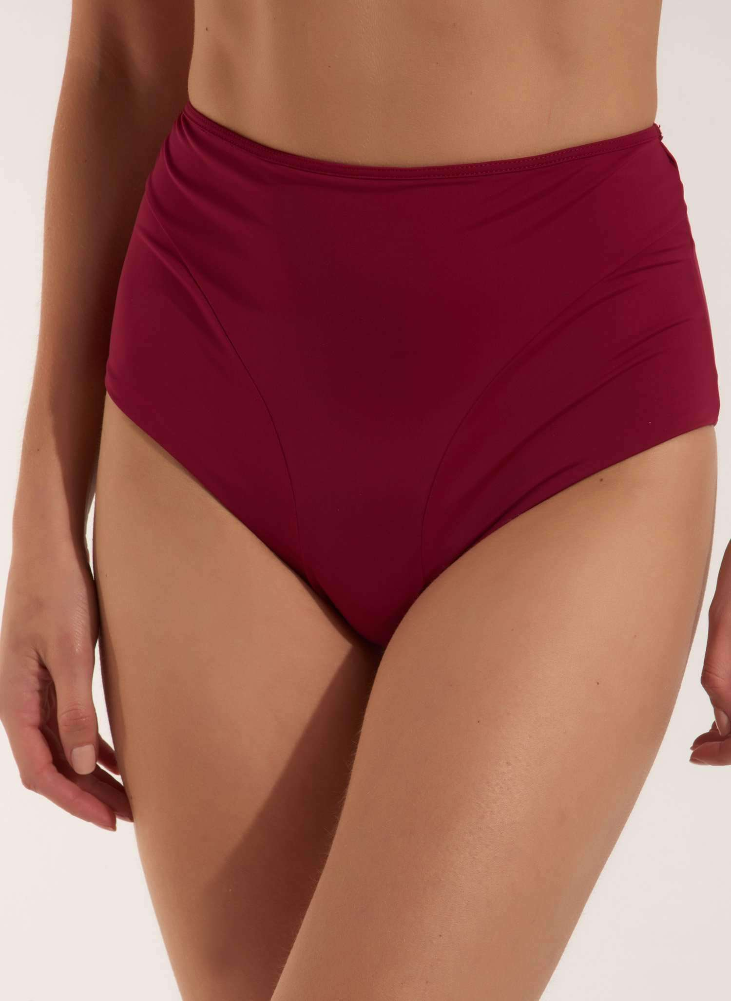 Audrey Bottom - Solid Beetroot