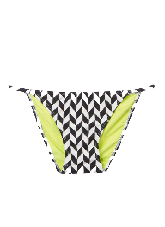 SOFI BOTTOM - GEOMETRIC BLACK AND WHITE - US