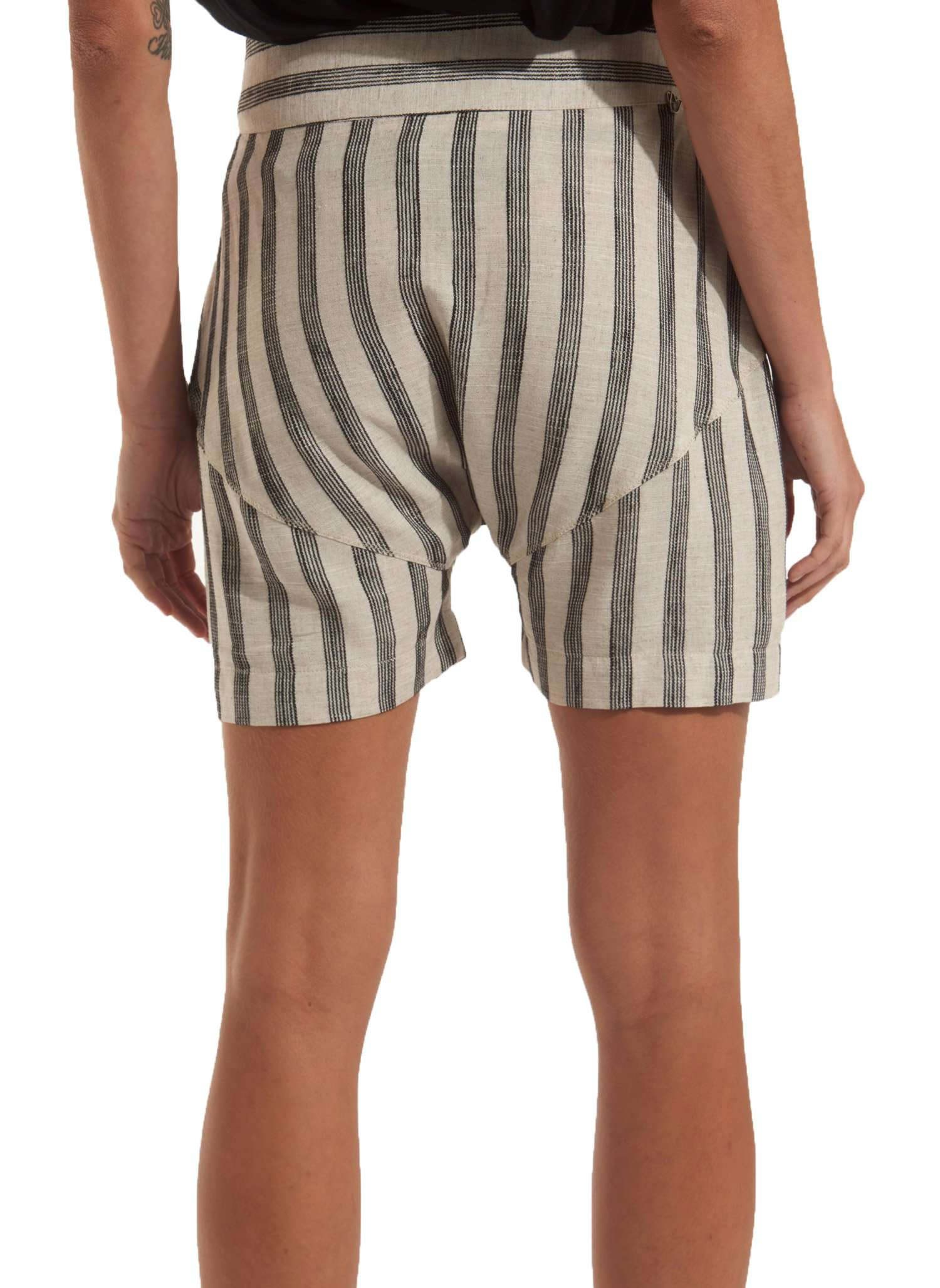 FERNANDA SHORTS - STRIPES
