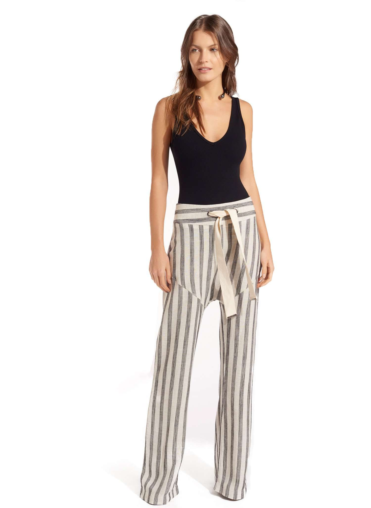 FERNANDA PANTS - STRIPES