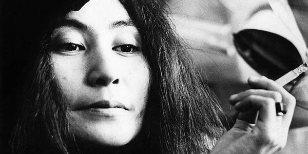 Behind the Muse - Yoko Ono