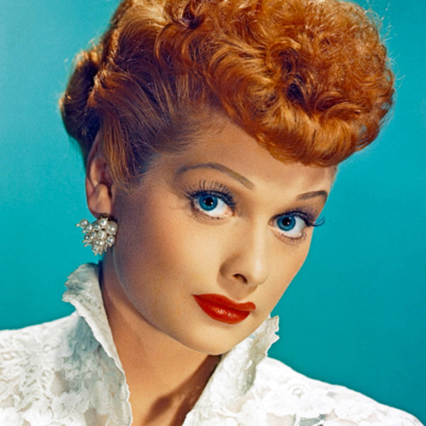 Behind the Muse - Lucille Ball