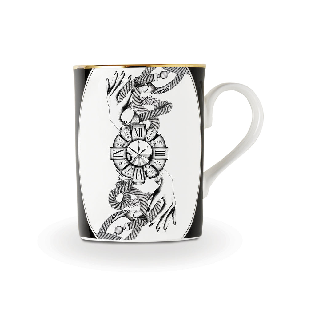 The Divineness of Time Mug