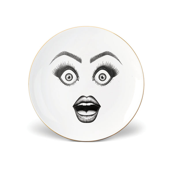 The Performer Side Plate