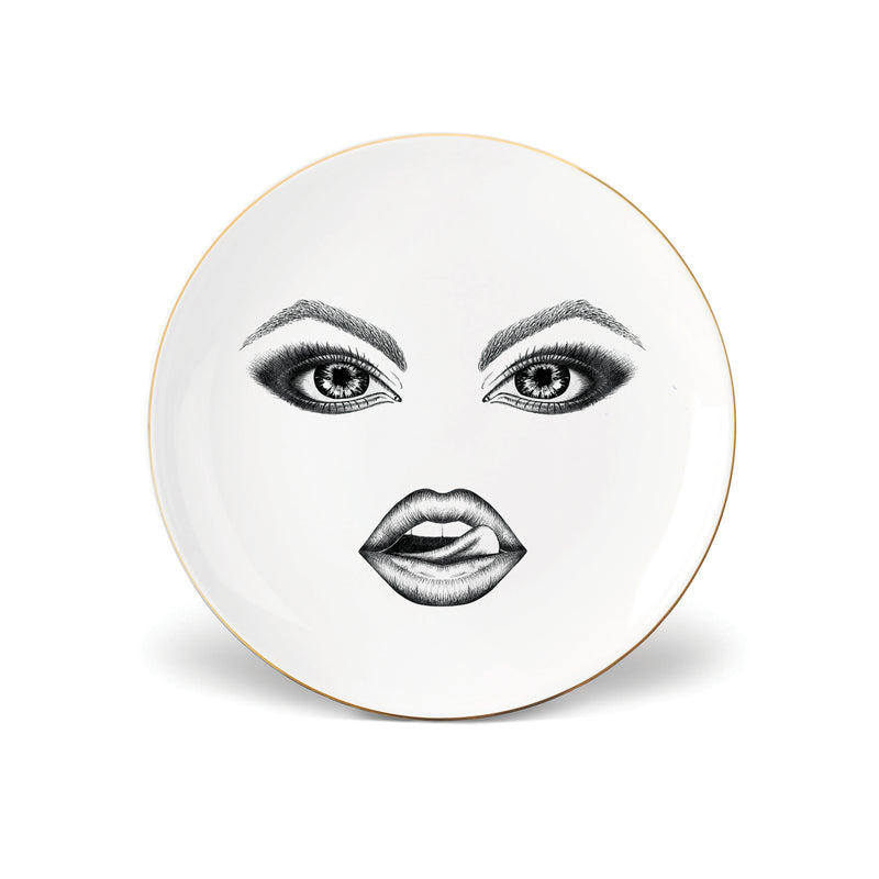The Provocateur Side Plate