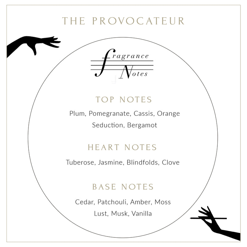 The Provocateur Scented Candle