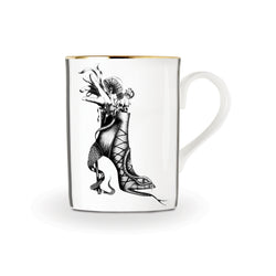 The Shoe of Eden Mug