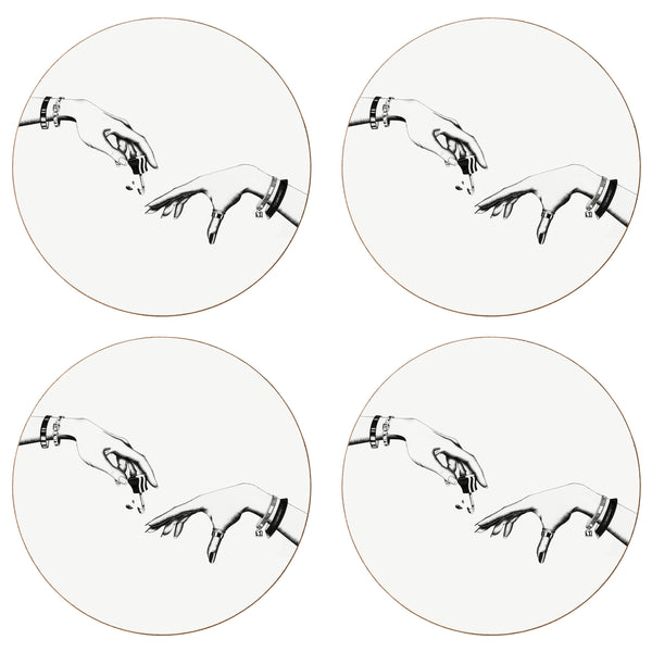 Set of Four - The Creation of Madam Placemat