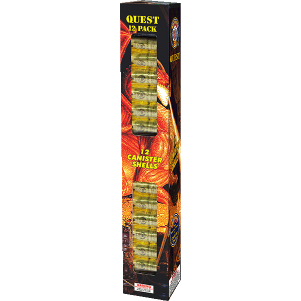 Reloadable Artillery Shells and Tubes – Champny's Fireworks