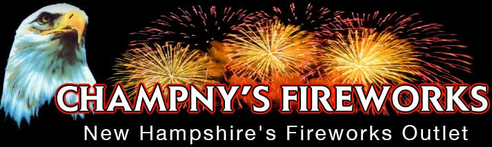 Fireworks in New Hampshire - Bow, NH – Champny's Fireworks
