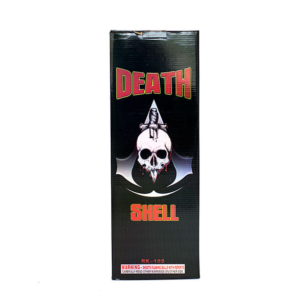 Death Shell 5-Inch Artillery Shells - NEW FOR 2019!