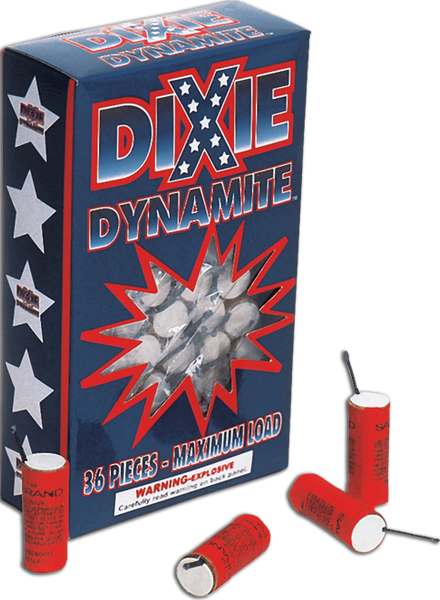 Dixie Dynamite -72 pieces