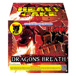 Dragon's Breath - 500 Gram