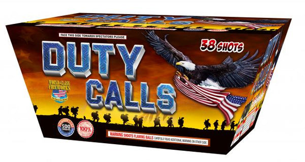 Duty Calls - NEW FOR 2019!