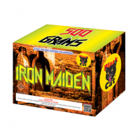 Iron Maiden- 500 Gram Fountain