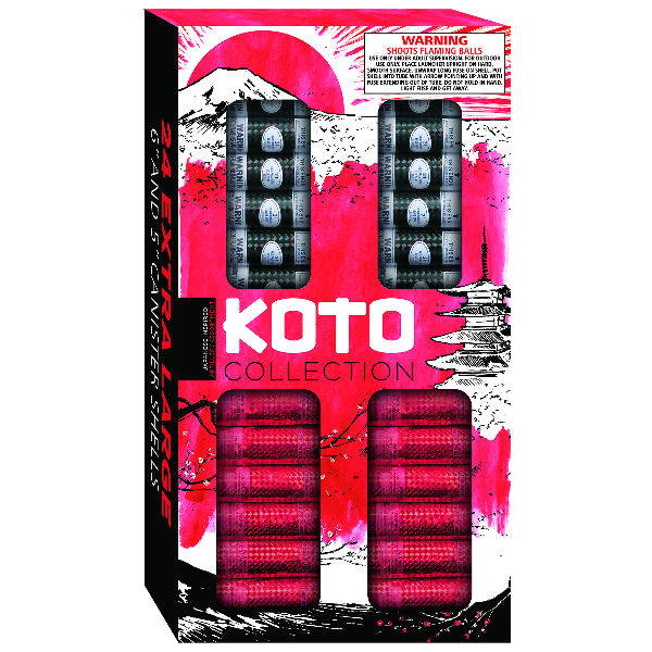 "Koto Collection - 5"" & 6"" Canister Shells - Online Special!"