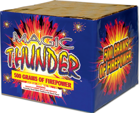 Magic Thunder