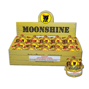 Moonshine - Spinning Ground Fountain