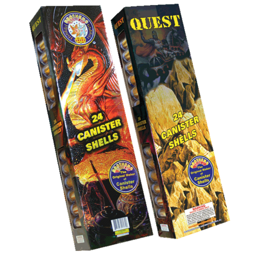 Quest Canister Shells
