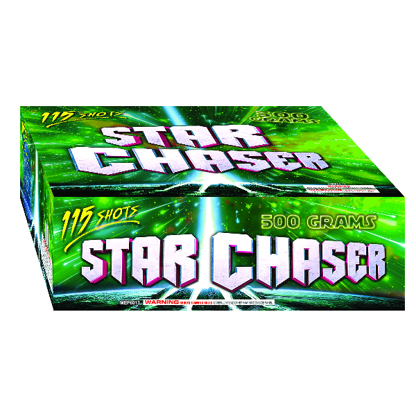 Star Chaser - 500 Gram Zipper
