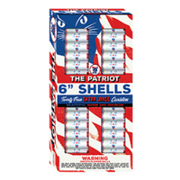 "The Patriot 6"" XL Canister Shell - 36 Breaks"