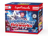 Traditional Fireworks ~ 500 Gram Aerial
