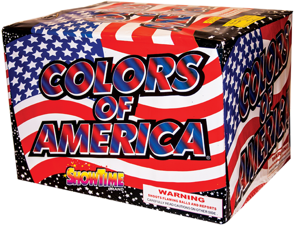 Colors of America