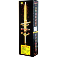 Excalibur Artillery Shells ~ Out of Stock ~ NOW ONLY $49.00!