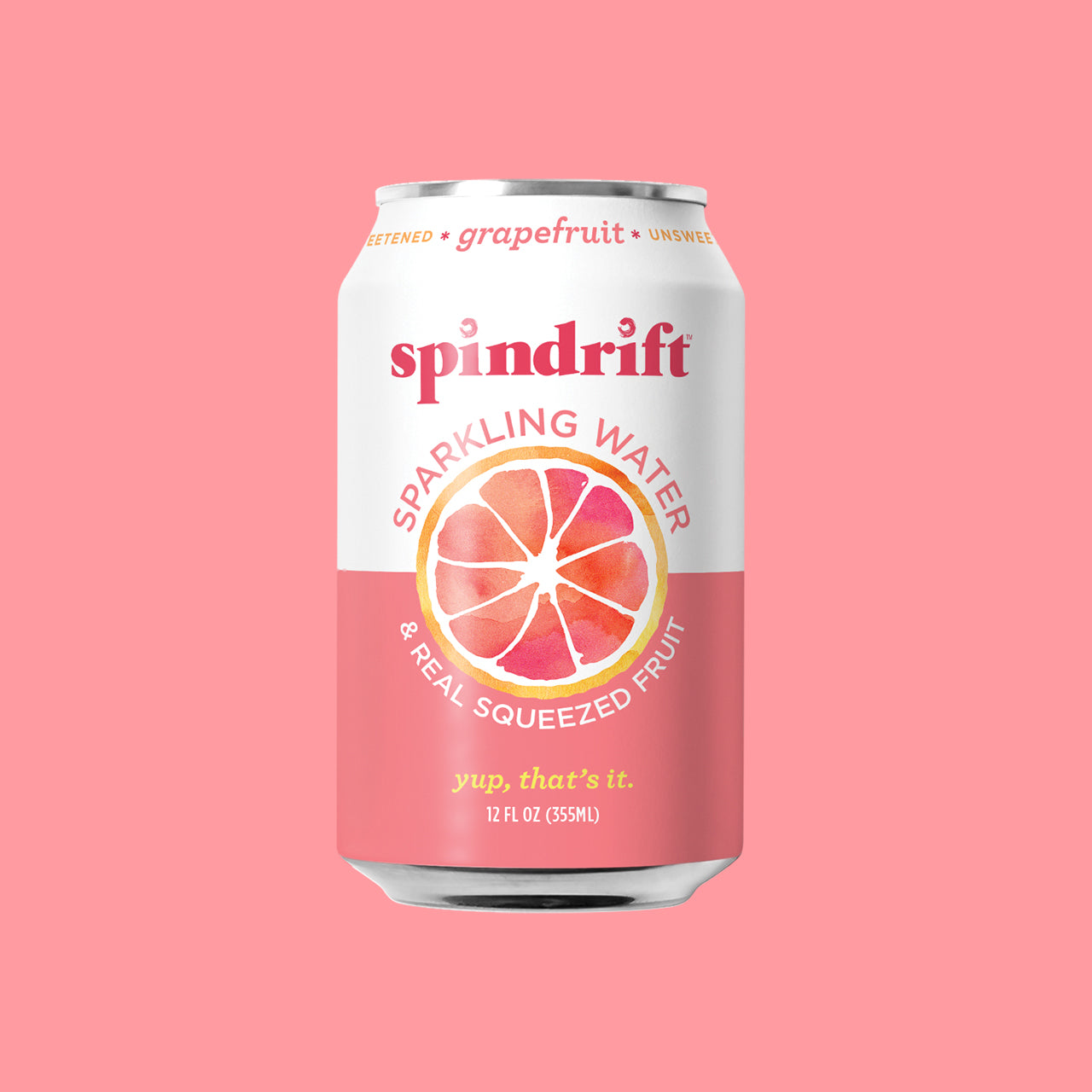 Grapefruit Sparkling Water<br><span>24-Pack</span>