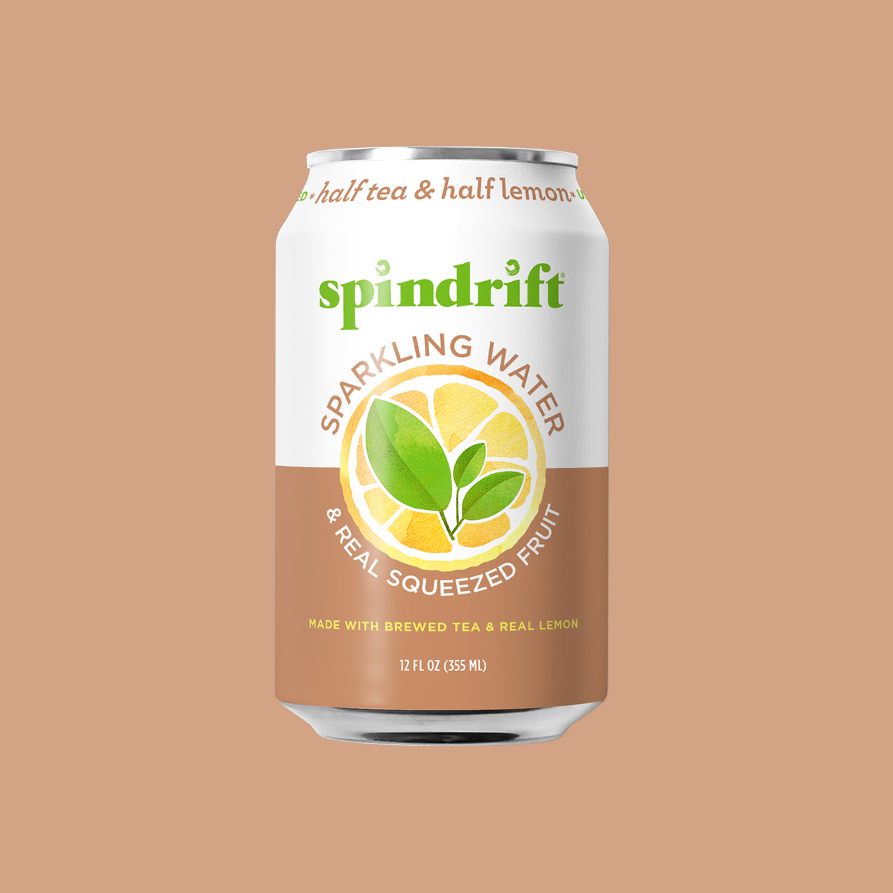 Half Tea & Half Lemon Sparkling Water<br><span>24-Pack</span>