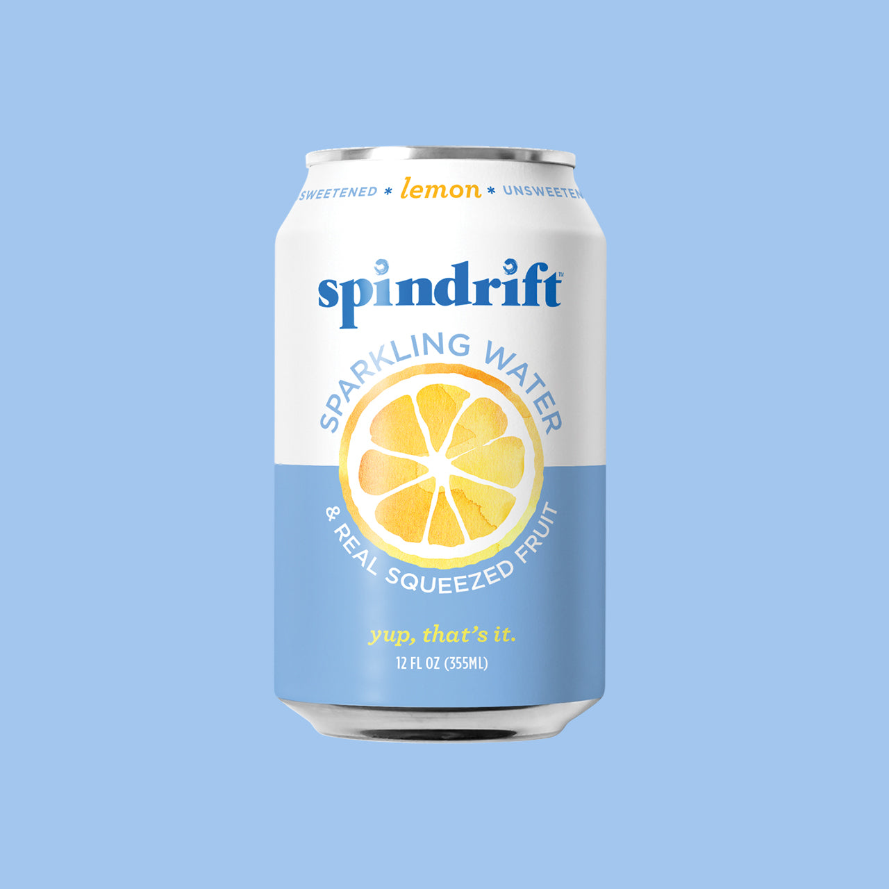 Lemon Sparkling Water<br><span>24-Pack</span>