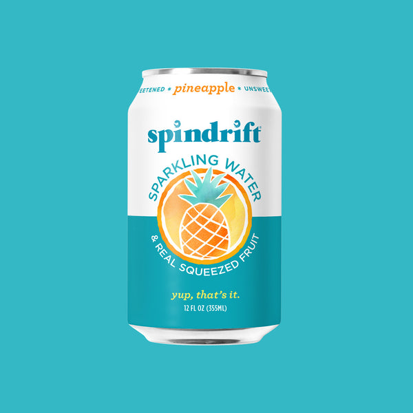 Pineapple Sparkling Water<br><span>24-Pack</span>