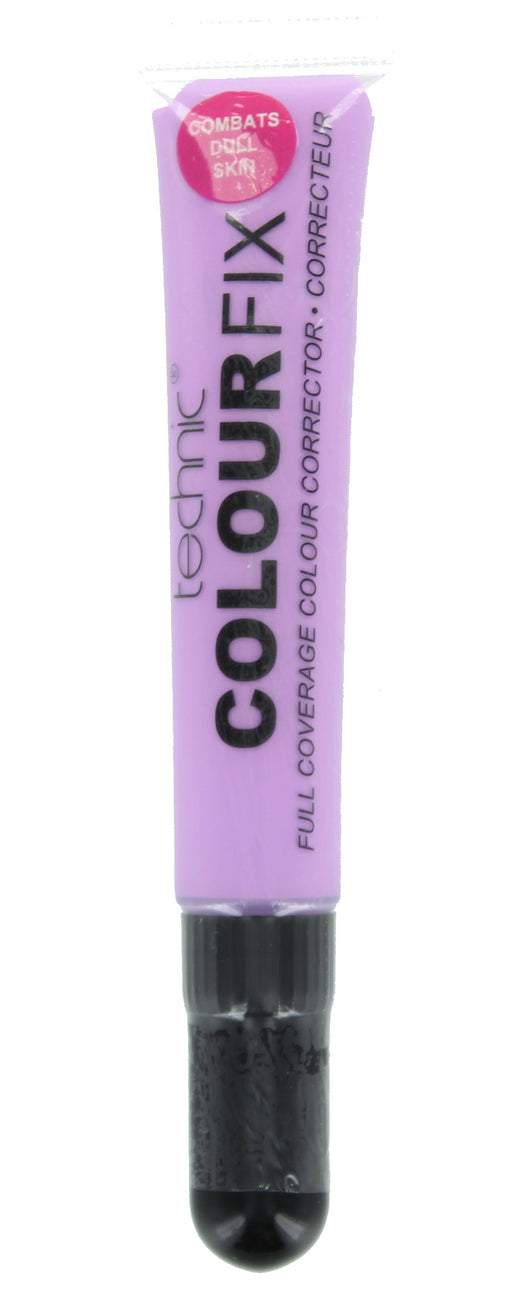 Technic Colour Fix Full Coverage Colour Corrector 10ml-Combats Dull Skin