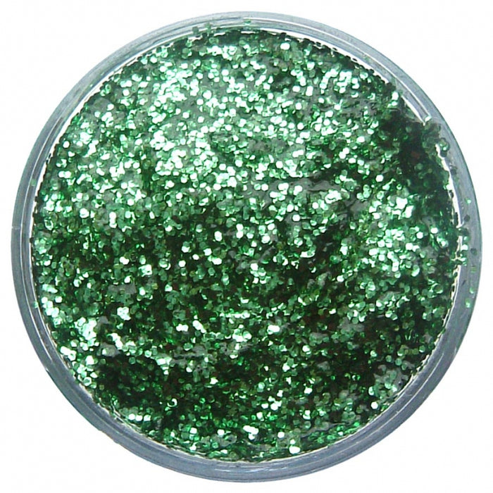 Snazaroo Professional Face Body Paint Glitter Gel Kids Adult Makeup Painting Bright Green