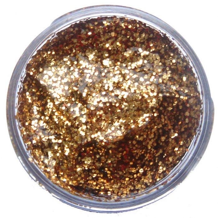 Snazaroo Professional Face Body Paint Glitter Gel Kids Adult Makeup Painting Red Gold