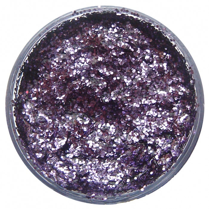 Snazaroo Professional Face Body Paint Glitter Gel Kids Adult Makeup Painting Lavender