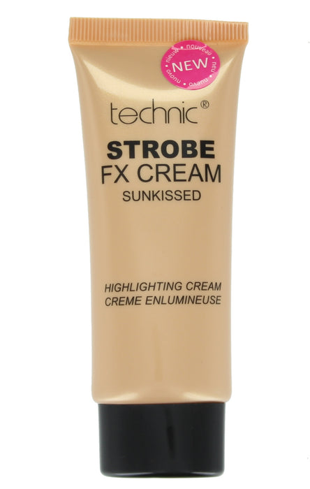 Technic Strobe FX Cream Highlighting Cream 35g-Sunkissed