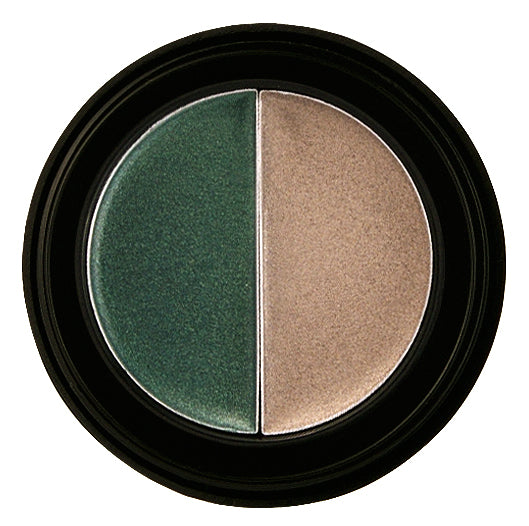 Manhattan Endless Stay Long Lasting & Creamy Duo Eyeshadow -02 Emerald Elegance