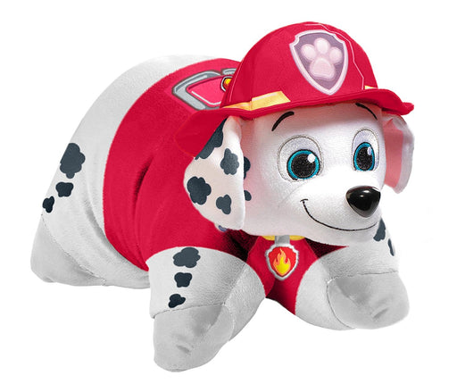 Paw Patrol Pillow Pets Plush Soft / Sleep Toy 30cm-Marshall