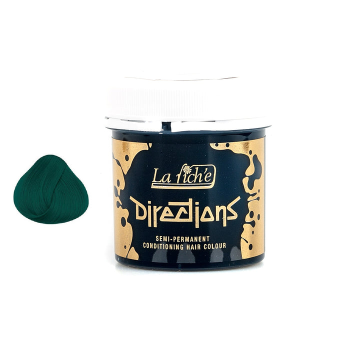 La Riche Directions Semi-Permanent Hair Colour Dye Alpine Green