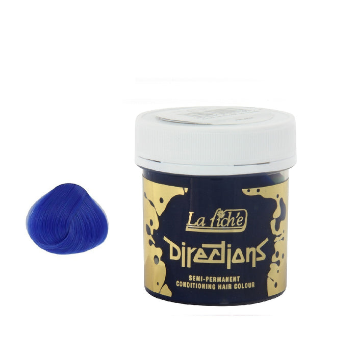 La Riche Directions Semi-Permanent Hair Colour Dye Atlantic Blue