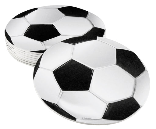 Football Beer Mat Coasters World Cup Soccer Party Decoration Supplies 6 Pack