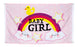 Girl's Baby Shower 6 Meter Bunting & Flag Party Decoration