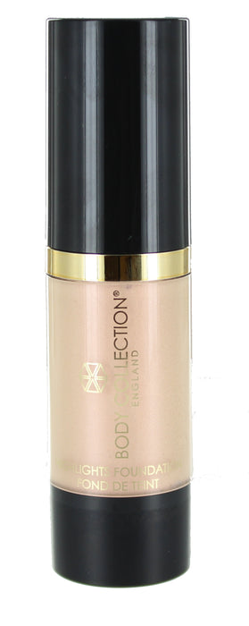 Body Collection Highlights Foundation 30ml