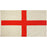 Henbrandt England Polyester English Flag World Cup Party Celebration Decor 5x3ft