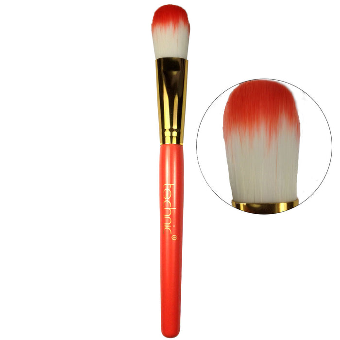 Technic Cosmetic Foundation Make Up Brush Concealer Powder Blusher Makeup Tool
