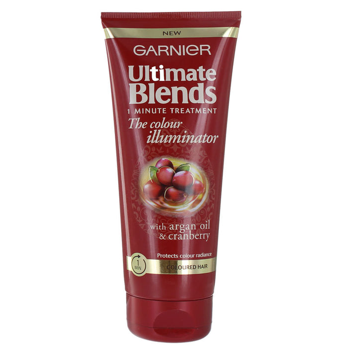 Garnier Ultimate Blends The Colour Illuminator 1 Minute Treatment 200ml